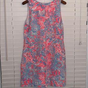 Lilly Pulitzer Dresses - EEUC Lilly Pulitzer Estrada Shift Dress